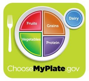Composición de platos USDA