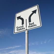 Hábitos buenos y malos