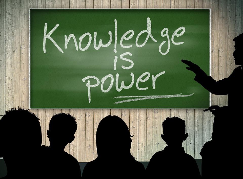 hábitos: saber es poder